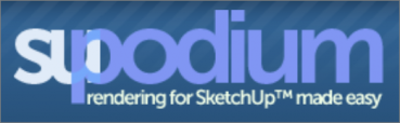 SU Podium for SketchUp V2.6 inkl. Podium Browser paid content